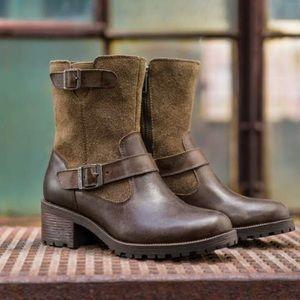 Eastland women's Belmont ankle boots size 8.5